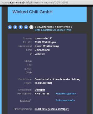 image wicked chili gmbh